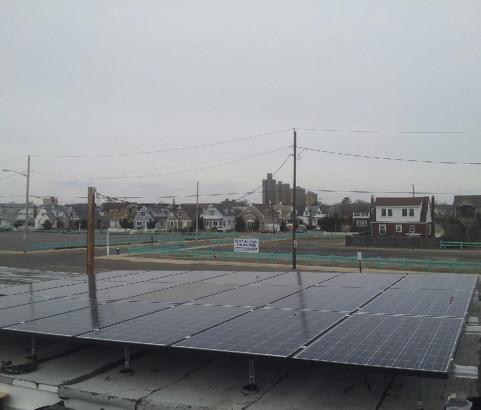 Commercial Solar Panels Atlantic Beach NY