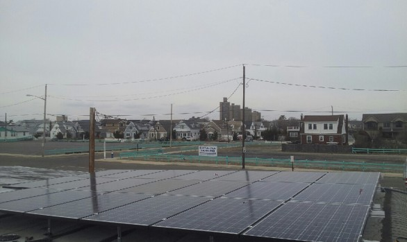 Commercial Solar Panels Atlantic Beach NY