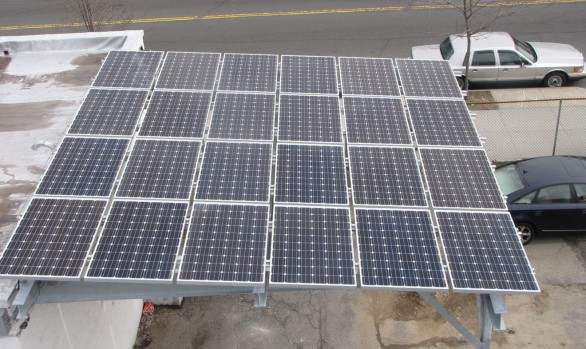 Commercial Solar Panels Queens NY