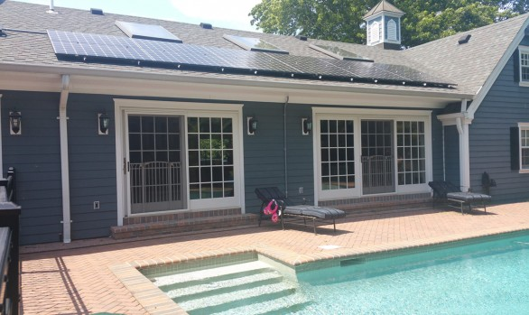 Home Solar Panels Lawrence NY