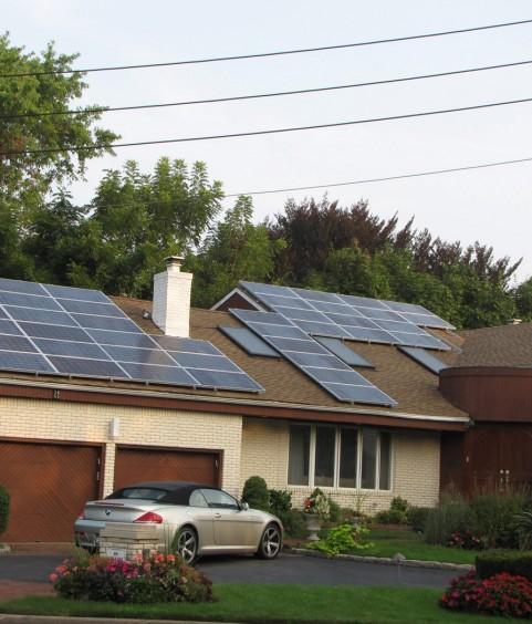 Home Solar Panels Lawrence NY