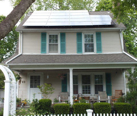 Home Solar Panels Port Washington NY