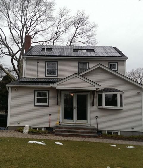 Home Solar Panels Sayville NY
