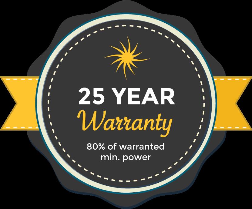 solar power warranty NY