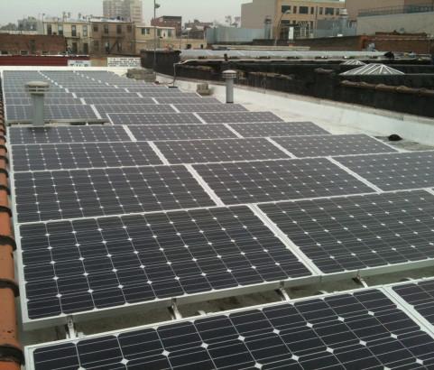 Commercial Solar Panels Brooklyn NY