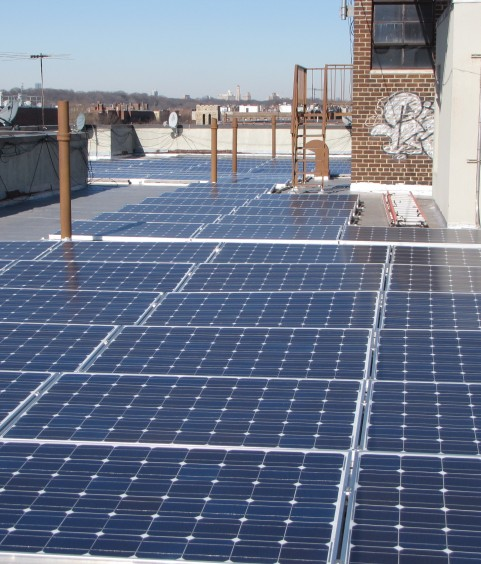Commercial Solar Energy Brooklyn New York