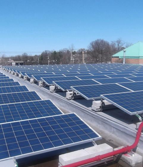 Commercial Solar Panels Hauppauge NY