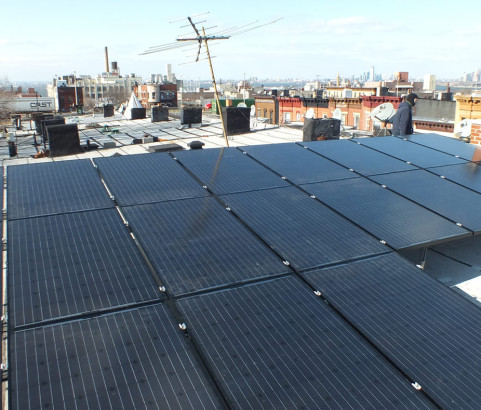 Home Solar Panels Brooklyn NY