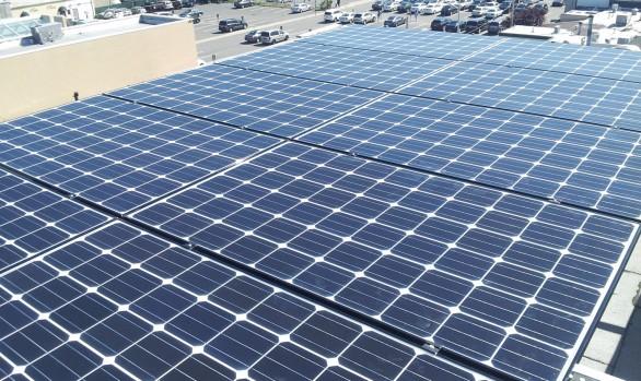Commercial Solar Panels Cedarhurst NY