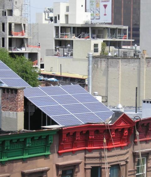 Home Solar Panels  Harlem NY