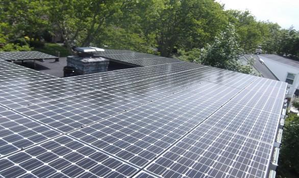 Home Solar Lawrence Long Island NY