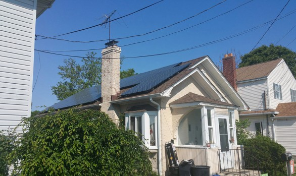 Home Solar Panels Oceanside NY