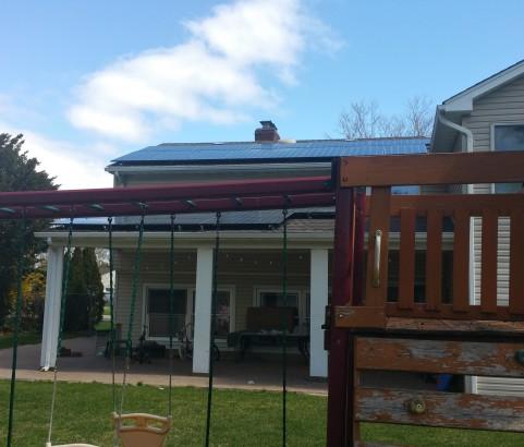 Home Solar Panels Syosset NY