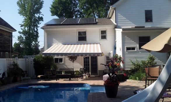 Home Solar Panels Wantagh NY