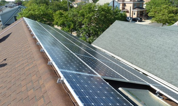 Home Solar Panels Belle Harbor Queens NY