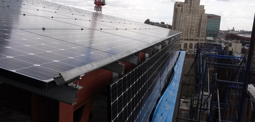 Brooklyn Commercial Solar Install
