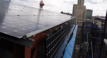 Brooklyn Commercial Solar Install