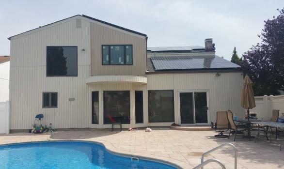 Long Island Solar Energy - Bellmore NY Home Installation
