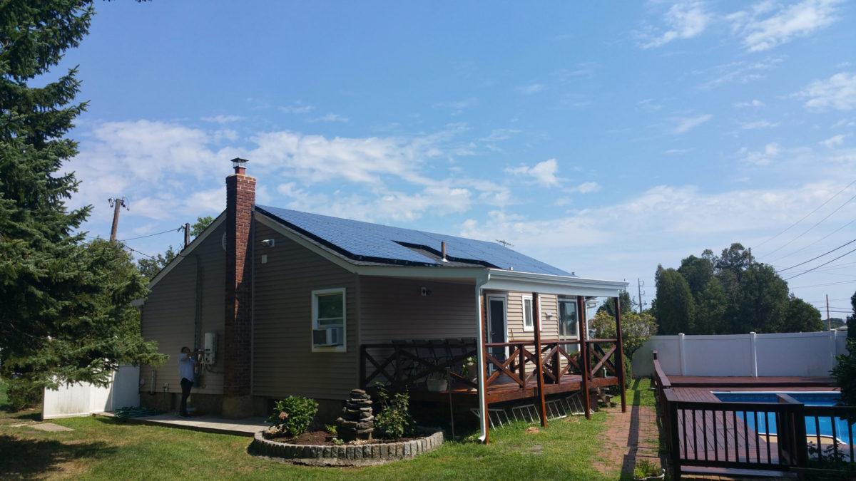 Solar Electric Long Island