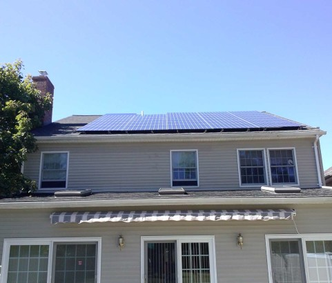 Home Solar Energy Woodmere Long Island NY