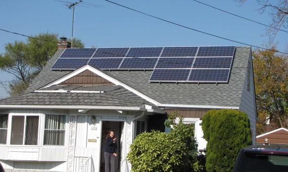 Residential Solar Cedarhurst Park Long Island NY
