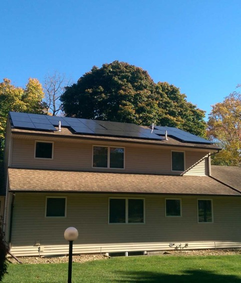 Residential Solar Energy Roslyn Heights Long Island NY